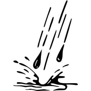 rain clip art free