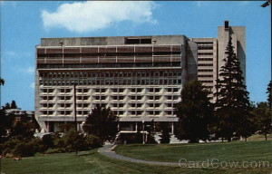 University of Massachusetts - Murray D. Lincoln Campus Center Amherst
