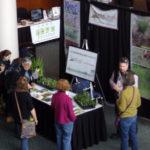 Eco-marketplace Table Exhibitor