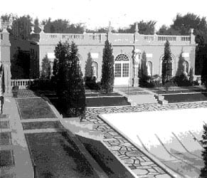 The Casino Complex after construction in 1920.