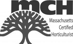 Massachusetts Certified Horticulturist - black and white