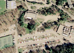 "Alumnae Valley ""Before""  Google Earth"