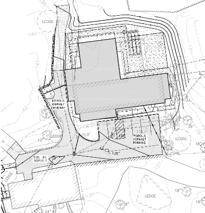 Site Plan for the project