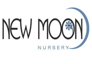 New Moon Nursery Logo