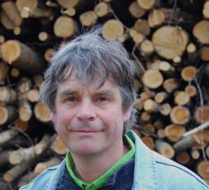 Noel logs portrait