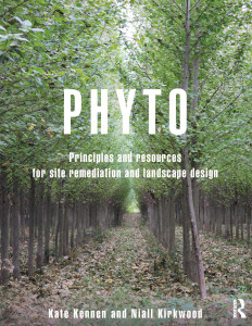 PHYTOREMEDIATION BOOK- Final Cover-Kate Kennen