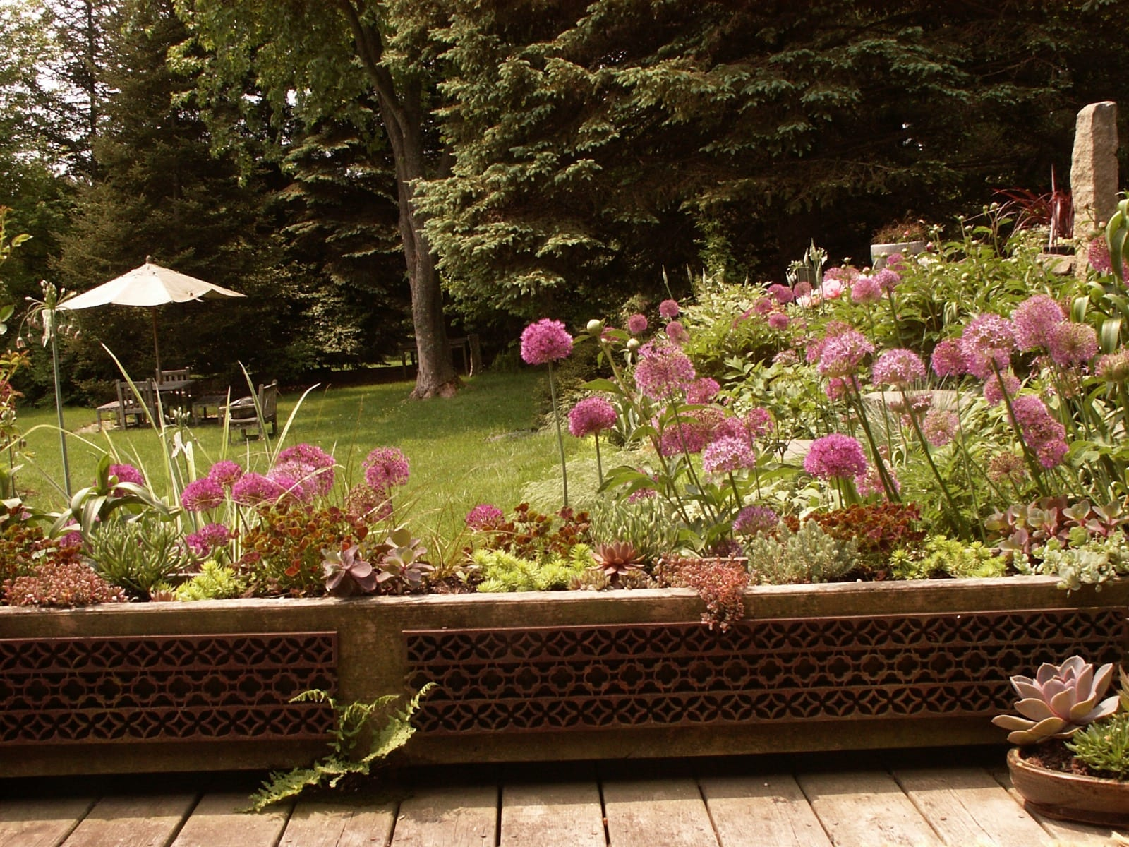 Mixing It Up - Can Edibles and Ornamentals Get Along in a Designed ...