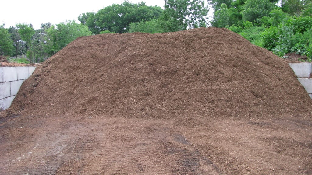 Although it looks similar to other mulch products,
