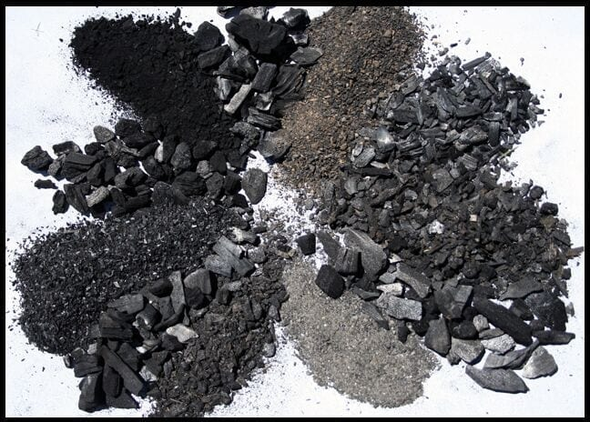 Many variations of biochar are available for purchase. It is important to know the quality of biochar when purchasing.