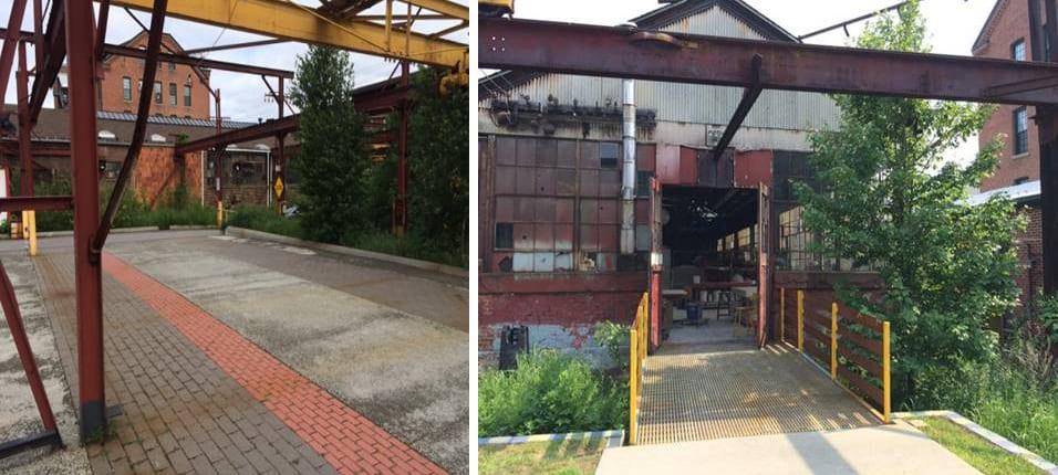 GI creating a neighborhood living room –Providence's Steel Yard (Jon Ford)
