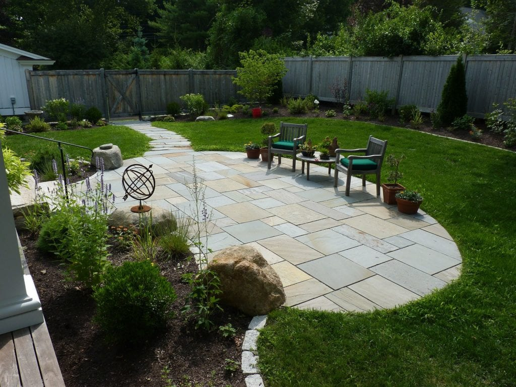 As landscapers and garden designers, we can enjoy a beautiful product from our labor.