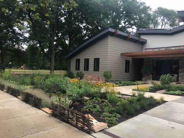 Deluge and Drought: a Landscape Designed for Rainwater ... on coastal garden design, urban garden design, rural garden design, rain garden design,