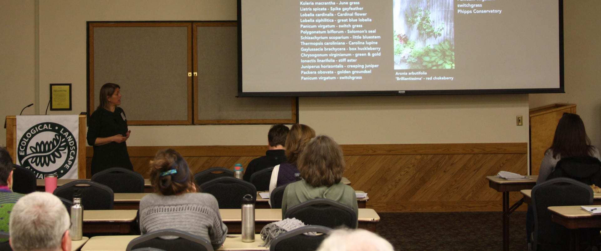 Ela Speakers Bureau Ecological Landscape Alliance
